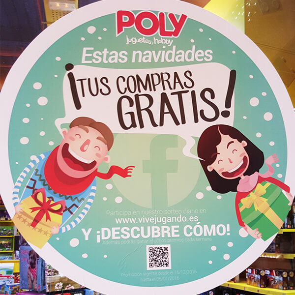 Poli – Campaña PDV