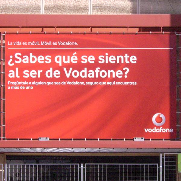 Lona Vodafone